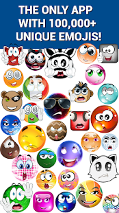 Smiley Creator For Emoji - screenshot thumbnail