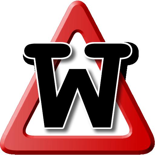 WarnApp LOGO-APP點子