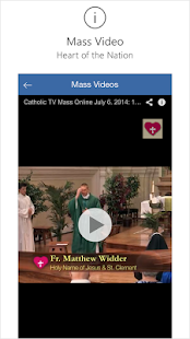 Catholic Directory Mass Times- screenshot thumbnail