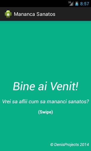 免費健康App|Mananca Sanatos|阿達玩APP