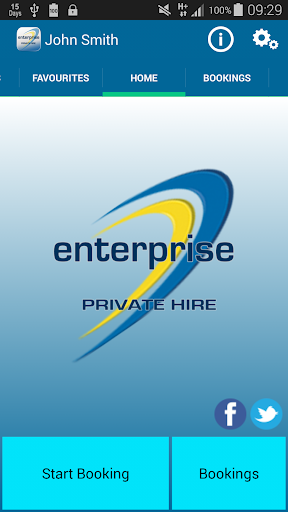 Enterprise Taxis Norwich