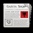 Gazeta Shqi.. file APK for Gaming PC/PS3/PS4 Smart TV