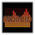 Audroid the AudioManager logo
