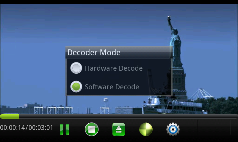 AirPlay/DLNA Receiver (LITE)- screenshot