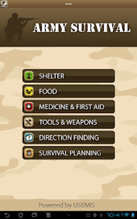 Army Survival