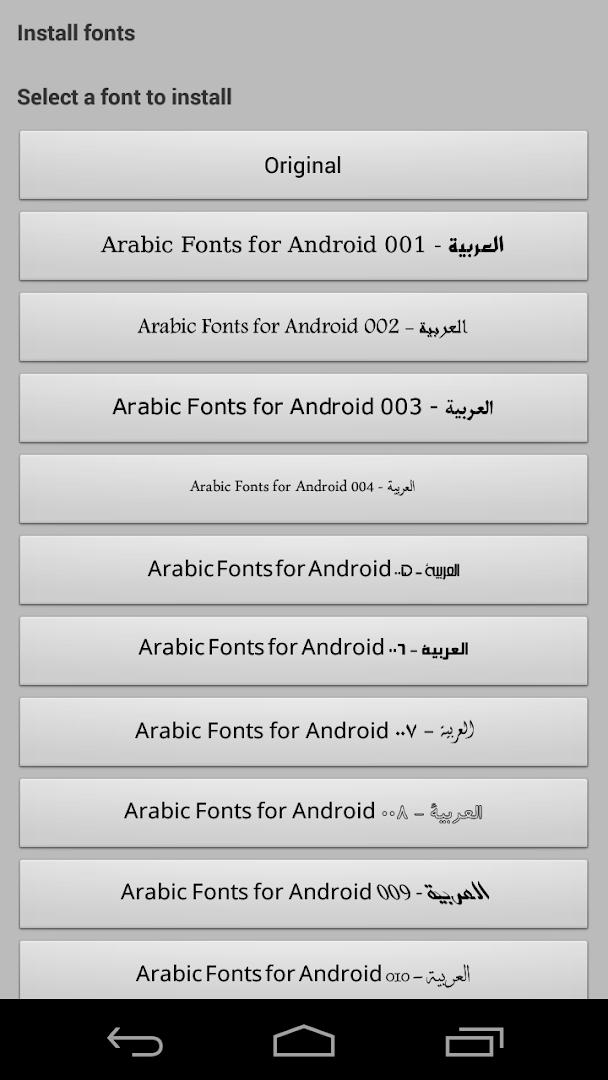 Flipfont Arabic Font Style - Revenue & Download estimates - Google