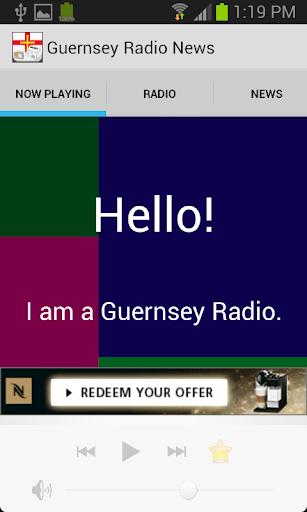 Guernsey Radio News