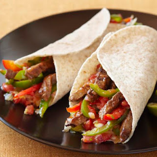 Fajitas - Chicken or Beef.