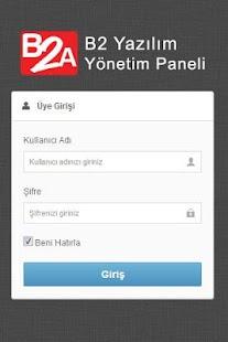 KASİAD Yönetim Paneli - screenshot thumbnail