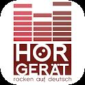HÖRGERÄT - ROCKEN AUF DEUTSCH icon