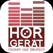 HÖRGERÄT - ROCKEN AUF DEUTSCH