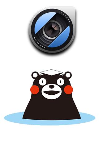 Kumamon Camera