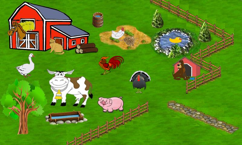 Animal Farm for Kids- screenshot