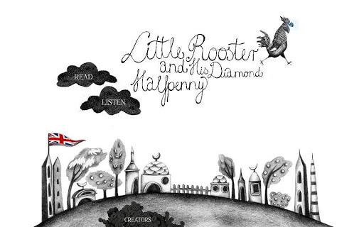 【免費書籍App】Little Rooster-APP點子