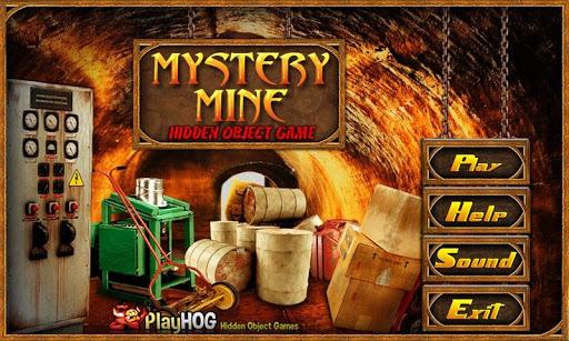 Mystery Mine - Hidden Objects