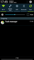 Screenshot of Task Manager S4 Shortcut