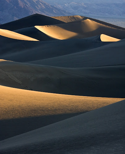 Sunrise shadow play on the dunes. by Gale Perry - Landscapes Deserts ( , Earth, Light, Landscapes, Views, relax, tranquil, relaxing, tranquility, #GARYFONGDRAMATICLIGHT, #WTFBOBDAVIS )