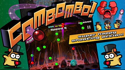 Super Combombo Bubble Blaster