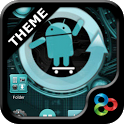 CYANOGEN GO Launcher EX Theme icon