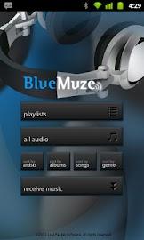 BlueMuze (Trial) Screenshot 1