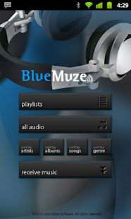 BlueMuze (Trial)- screenshot thumbnail