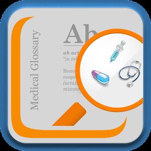 Medical Dictionary (Glossary) 醫療 LOGO-玩APPs