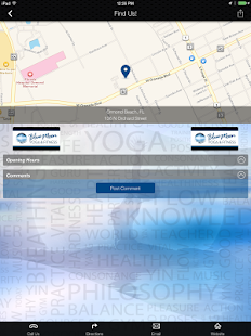 Blue Moon Yoga & Fitness- screenshot thumbnail