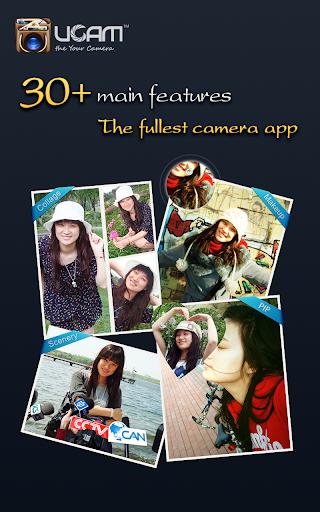 玩攝影App|UCam万能カメラ for Tablet免費|APP試玩
