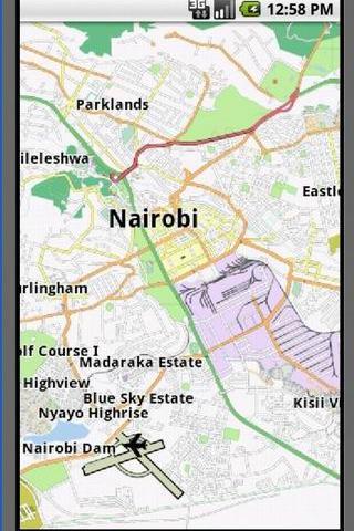 【免費旅遊App】Nairobi Travel Guide & Map-APP點子