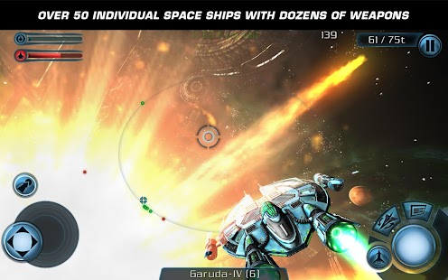 Galaxy on Fire 2™ HD- screenshot thumbnail