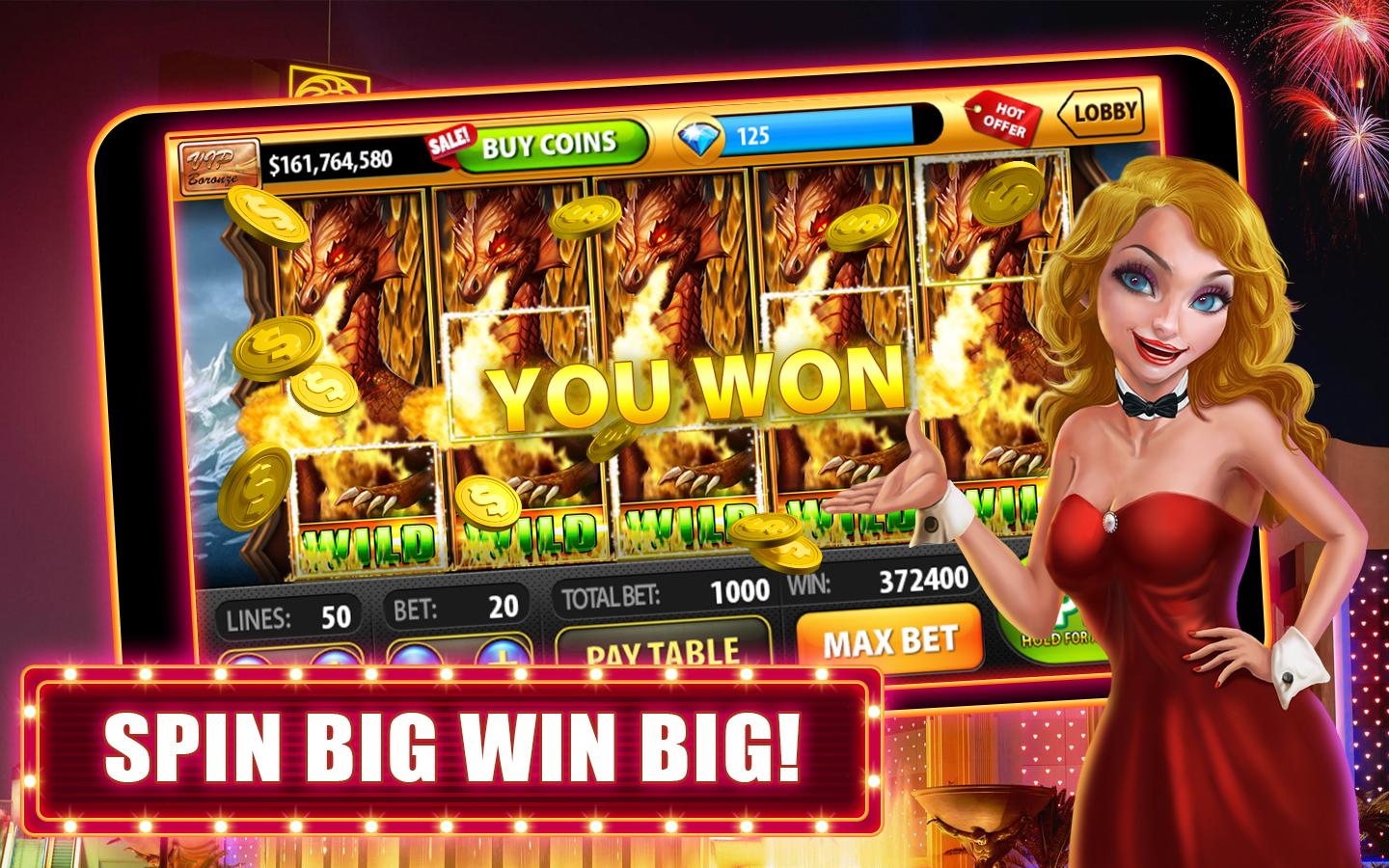 big casino wins