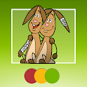 Kaninchenkrankheiten logo