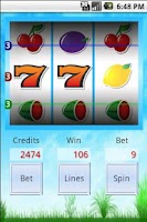 Screenshot of Simple Slots