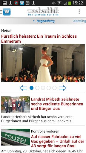 Wochenblatt - Zeitung für Alle