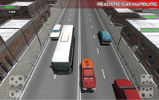 Traffic Town Runner Racing 4x4