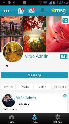 Vir2o - Live Social Media