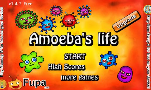 Amoeba's Life- screenshot thumbnail