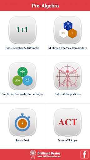 ACT Math : Pre-Algebra