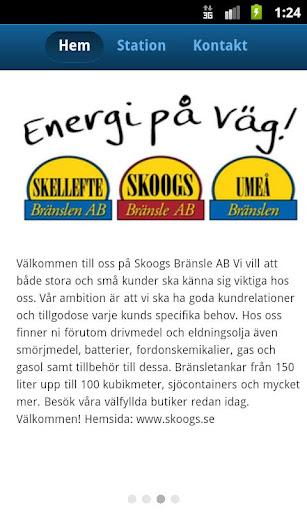 Skoogs Bränsle