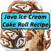 Java Ice Cream Cake Recipe