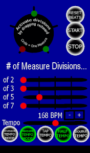 Advanced Metronome screenshot 2