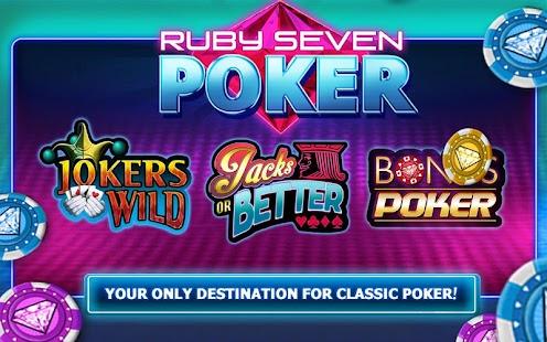Ruby Seven Poker