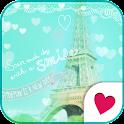 Cute wallpaper★Happy Paris!
