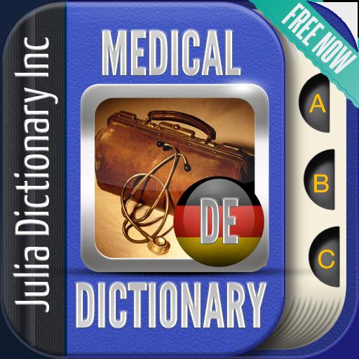 Medical Terms Dictionary DE LOGO-APP點子