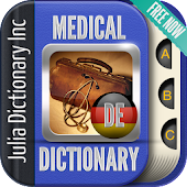 Medical Terms Dictionary DE