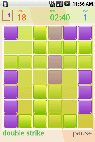 Touch Blocks - screenshot