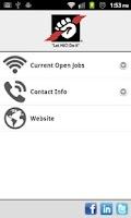 Screenshot of MICI Mobile