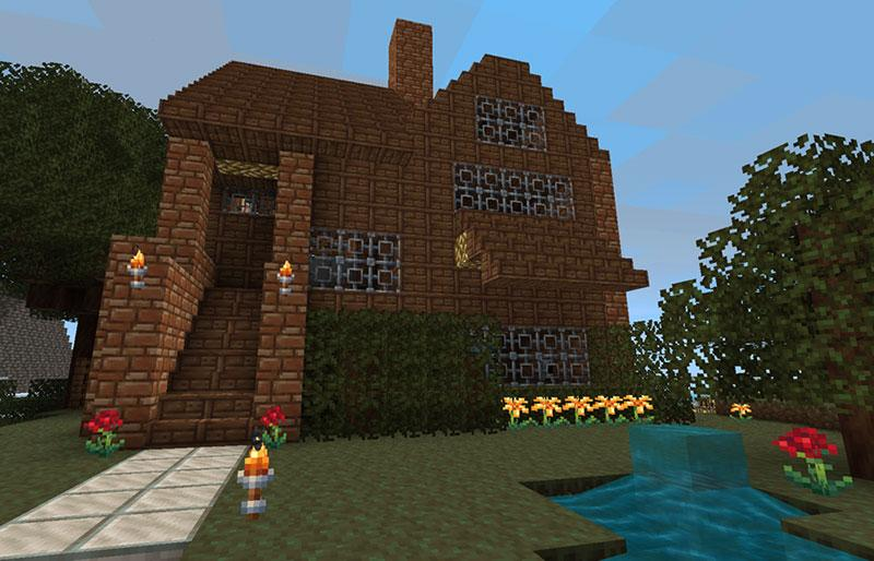 house ideas for minecraft - google play store revenue & download