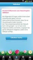 Screenshot of Polleninfo