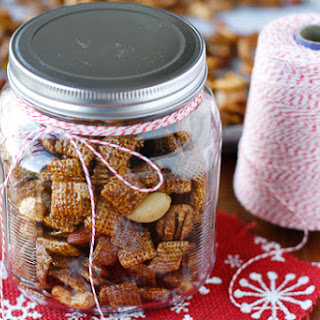 15-Minute Gingerbread Chex® Party Mix